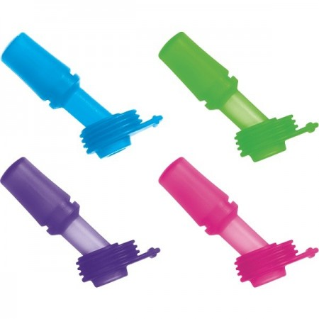 Camelbak spare parts - kids bite valves (set of 4 colours)