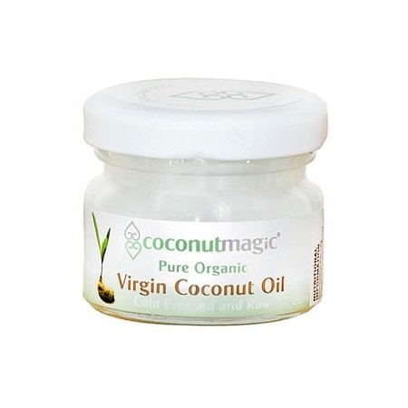 Coconut Magic 25ml pure organic virgin raw coconut oil