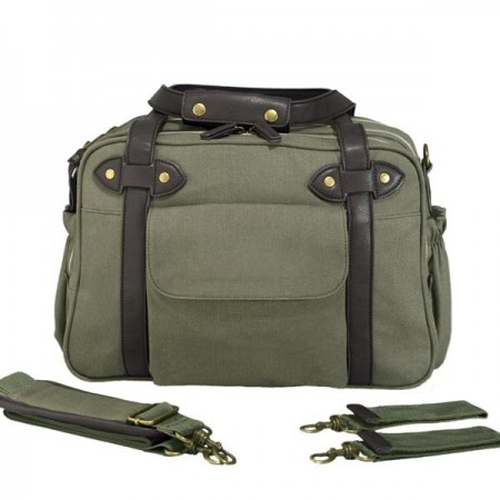 SoYoung Charlie nappy bag or lifestyle bag - Khaki