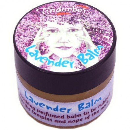 Tinderbox lavender balm for headaches