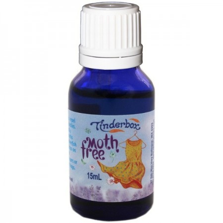 Tinderbox moth repellent blend 15ml