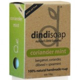 Coriander Mint palm oil free natural soap 110g