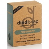 Rosemary palm oil free natural soap 110g