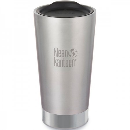 Klean Kanteen 16oz 473ml Insulated Tumbler - Stainless
