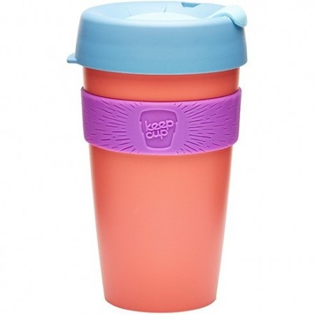 KeepCup Large Coffee Cup 16oz (470ml) – Apricot