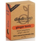Ginger Tonic palm oil free natural soap 110g