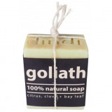 Dindi Goliath palm oil free extra large soap bar