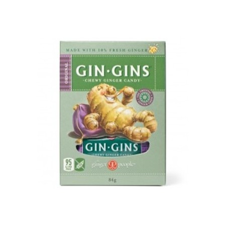Gin Gin Chewy Ginger Candy Original 85g