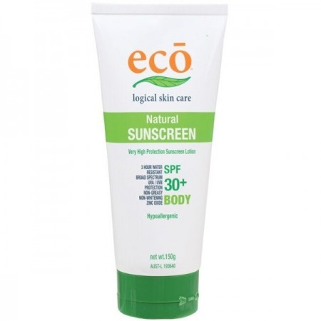 Eco Body SPF 30+ sunscreen 150g (large)