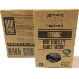 Green Grove organic chocolate licorice