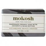 Mokosh Handmade Soap with Sandalwood Geranium & Cedarwood