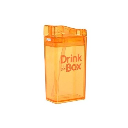 Drink in the Box Small  - Orange