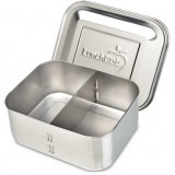 LunchBots Stainless Steel Adjustable Food Container 940ml - Duo