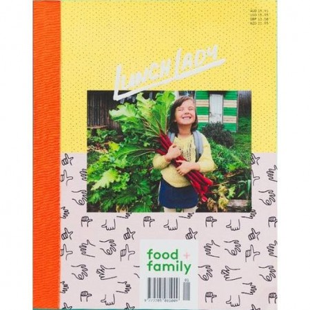 Lunch Lady Issue 5