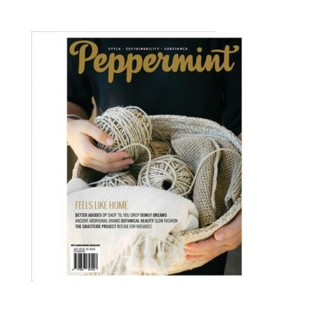Peppermint Magazine - Issue 33 (Autumn 2017)