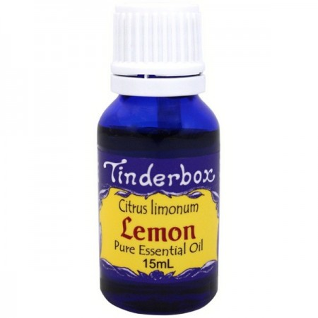 Tinderbox Essential Oil Lemon 15ml