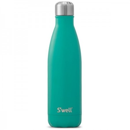 S'Well Eucalyptus Insulated Stainless Steel Water Bottle 500ml