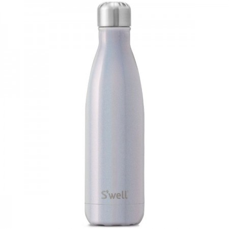 S'Well Insulated Stainless Steel Water Bottle 500ml - Milky Way