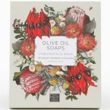 Bell Art Olive Oil Soaps 4-pack