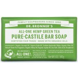 Dr. Bronner's Pure-Castile Bar Soap 140g - Green Tea