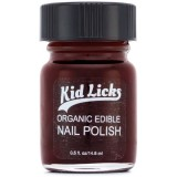 Kid Licks Organic Edible Nail Polish - Beet Red