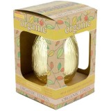 Fair trade Easter egg - organic milk chocolate 130g