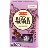 Alter Eco organic truffles - black 108g