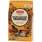 Alter Eco organic truffles - salted caramel 108g