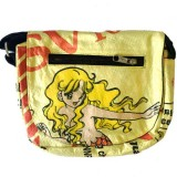 Recycled Shoulder Bag - Yellow Mermaid