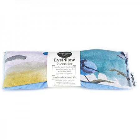 Wheatbags Love Lavender Eyepillow - Rainforest Birds