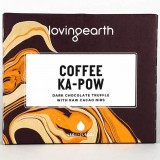 Loving Earth Coffee Ka-Pow Raw Vegan Chocolate