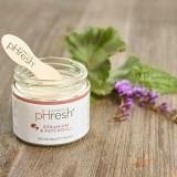 Honestly pHresh Natural Deodorant Cream - Geranium & Patchouli