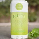 Honestly pHresh Natural Deodorant Stick - Sugar Mint