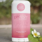 Honestly pHresh Natural Deodorant Stick - Barely Sweet