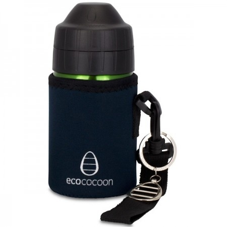 Ecococoon Cuddler 350ml Navy Blue cover