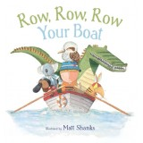 Row Row Row Your Boat (small board book)