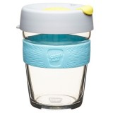 KeepCup Medium Glass Cup 12oz (340ml) - Malt