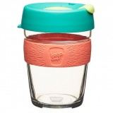 KeepCup Medium Glass Cup 12oz (340ml) - Fennel