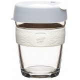 KeepCup Medium Glass Cup 12oz (340ml) - Cino