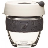 KeepCup Small Glass Cup 8oz (227ml) - Milk