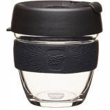 KeepCup Small Glass Cup 8oz (227ml) - Black
