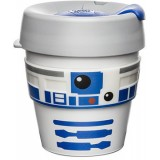 KeepCup Small Coffee Cup 8oz (227ml) - R2D2