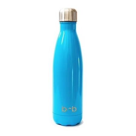 BBBYO Stainless Steel Water Bottle 500ml - Bright Blue
