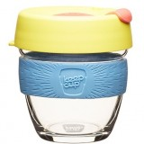KeepCup Small Glass Cup 8oz (227ml) - Pineapple