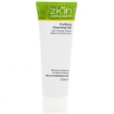 Zk'in Purifying Cleansing Gel