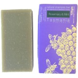 Beauty & the Bees Shampoo Bar - Rosemary & Mint