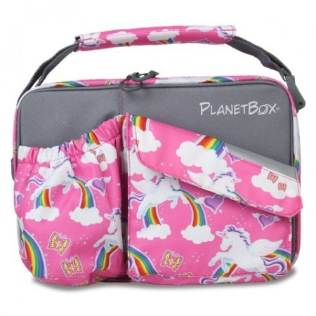 Planetbox Rover Carry Bag - Rainbow Unicorn NEW Style