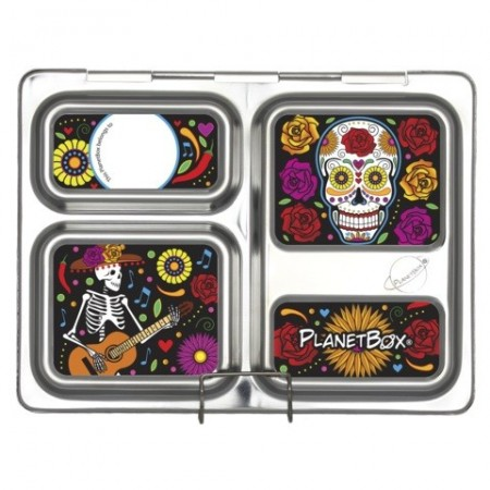 Planetbox Launch - Skeletons