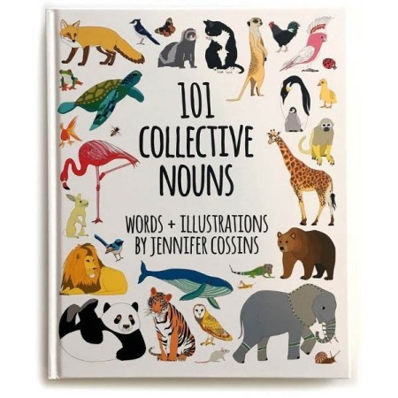 101 Collective Nouns - Paperback