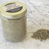 Green Tea + Matcha Body Scrub by Biome 250g